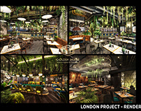 Restaurant Design-CGI vs photo