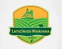 Laticínios Mariana | Identidade visual e embalagens