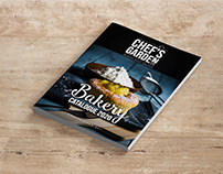 Bakery Catalogue Design