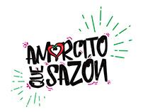 AMORCITO QUE SAZÓN