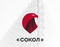 Логотип для компании ИЦСБ Сокол