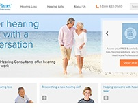 Website Content HearingPlanet.com