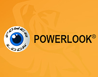 A website for Powerlook Drink