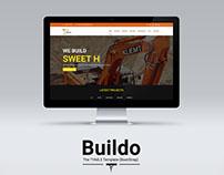 Buildo - WebSite Template (HTML5)