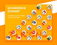 Ecommerce Iconset