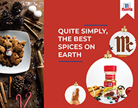 McCormick Holiday Spices
