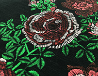 Flowers Print Design