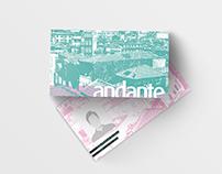 ANDANTE (Proposta de Nova Imagem para Concurso)
