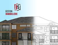 Gestion immobilière D5