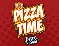 It's Pizza Time - Character Design Project