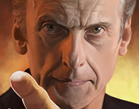 Doctor Who - The 12th Doctor