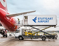 Stuttgart Airport | Corporate Design