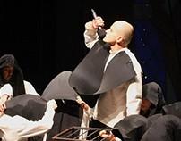 Kostiumy teatralne do sztuki pt. Wierna Wataha (PiK)