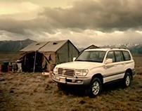 人有限, 征途无限。/Toyota Land Cruiser TVC