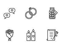 Valenticons - Free Icon Set