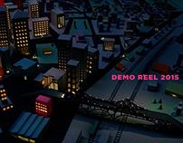 Demo Reel - Fh Studio 2015