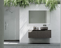 RUSTECH | CGI bathroom collection