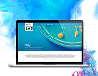 Web site for Cherkizovo Lab