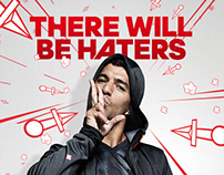 adidas- There will be Haters