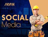 Akyan Square Social Media