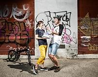 WAFLESS — kreativní koncept — photoshooting
