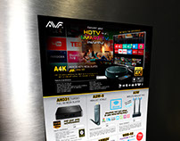 #A4 #A3 #FLYER #POSTER - 04 (Promotion)
