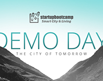 The City of Tomorrow - Event (Demo Day 2016)