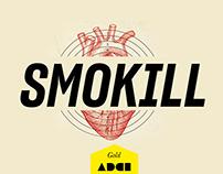 LILT - No Smokill - Golden Design ADCI 2016