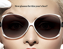 Magazine Ads - Cohen's Fashion Optical