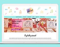 Kolorit webdesign