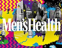 Men's Health. New York Fashion Trip.