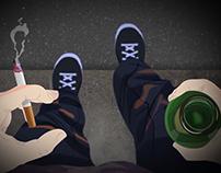 Anti Drugs Campaign - Social Pressure