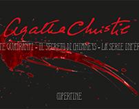 Agatha Christie's Book's Cover