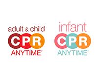 American Heart Association sub logos