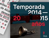 Teatro de la Abadía - 20 years