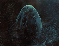 Glare of the End: H.R. Giger Tribute