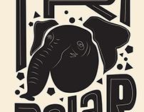 Tripolar Elephant