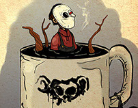 Darker Than Coffee