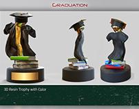 Graduation Trophy-Gift Item