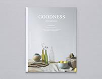 Goodness Magazine (concept)