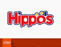 Logotipo Hippo's