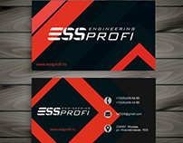 Design of Businescards