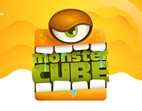 Monster Cube - mobile game
