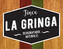 """Etiquetas """"La Gringa"""""""