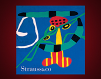 Strauss&Co - Adverts and Invites