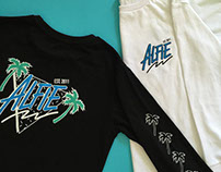 Placement prints for Alfie Kidswear
