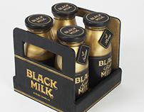 Milk Bottle Package Design