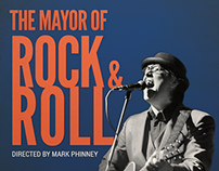 The Mayor of Rock & Roll: Movie Poster
