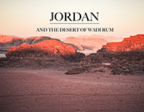 Jordan - And the Desert of Wadi Rum