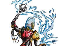 Goblin illustration 003